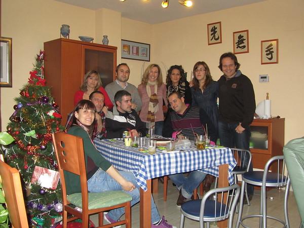 2010.12 Reunión Besteira 20 años después