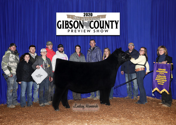 2020 Gibson County Preview, Princeton,IN