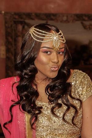 Atira's Bollywood Sweet 16