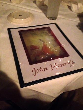 John Henrys 2014
