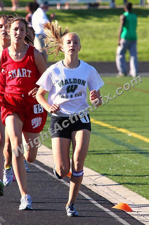 2011 06 02 Girls 1600m Run Finals