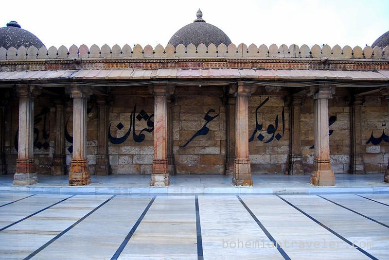 Jami Masjid Mosque (1425) Ahmeabad Gujarat India.jpg