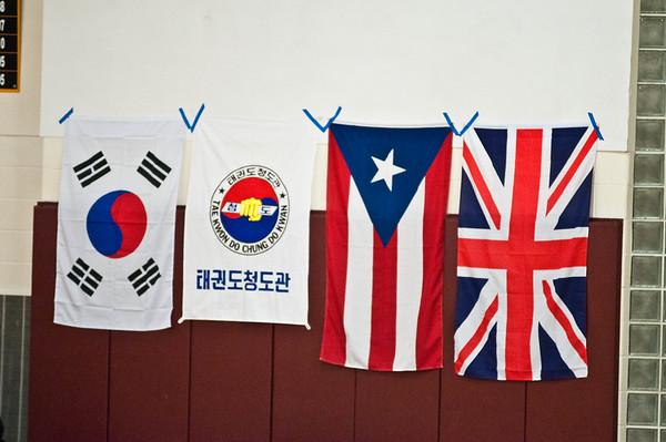 International Chung Do Kwan Taekwondo Championships