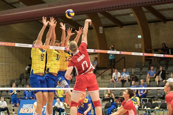 Volleyball EM Kvalifikation 2016
