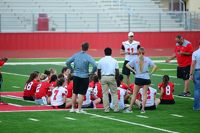Jourdanton 2018 Power Puff Football