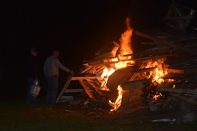 Plum City H.S. Bonfire and Crowning, Sept. 26, 2019