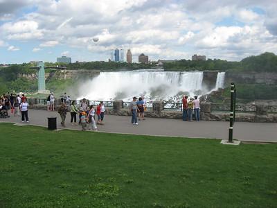 Niagra Falls, Canada - July 2007
