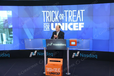 Trick or Trreat for UNICEF