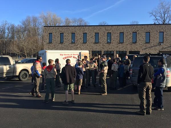 2018 04 Scout Skills - Troop