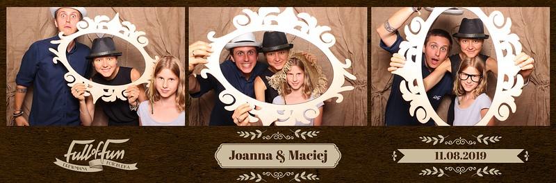 2019.08.11 - wesele Joanny i Macieja