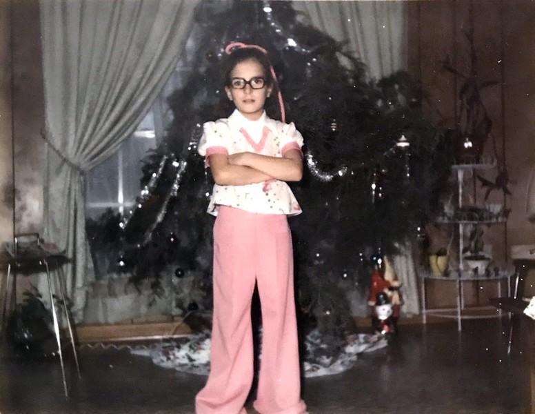 Taken Dec 30, 1974  Age 7