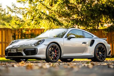 SZ Porsche 911 Turbo
