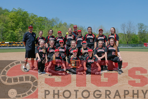 05-07-16 BHS vs Lincoln Sectional Championship