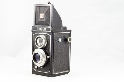 Tower Reflex II, 1952