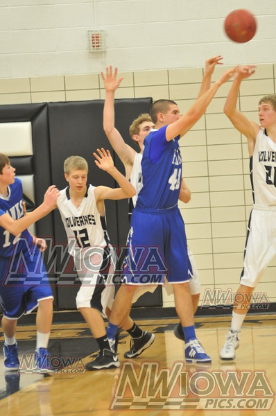 Remsen St. Mary's vs South O'Brien 12/10/2013