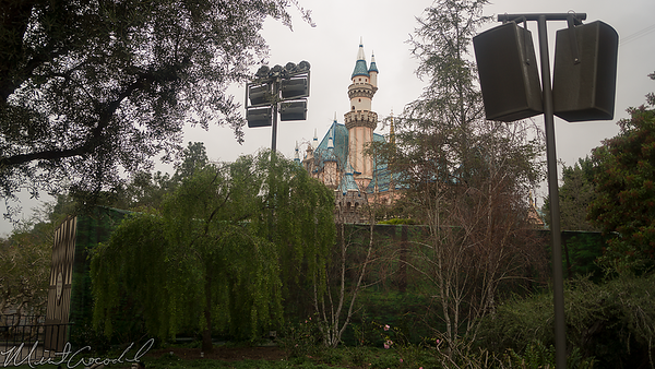 Disneyland Resort, Disneyland, Fantasyland, Sleeping Beauty Castle, Sleeping, Beauty, Castle, Snow White's Grotto, Snow White, Grotto