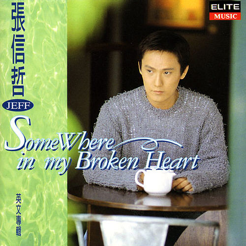 张信哲 Somewhere in my broken heart