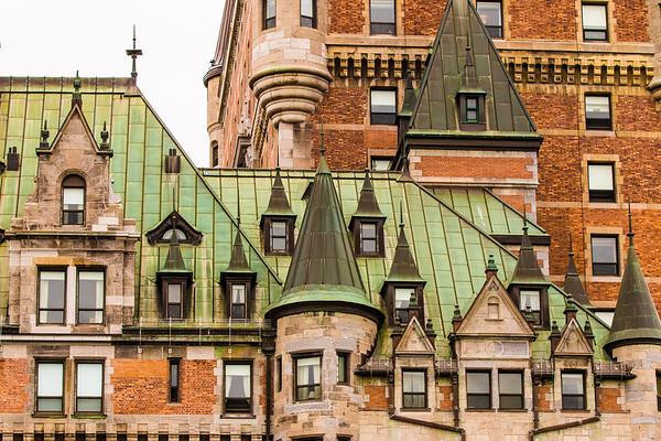 Quebec City, July 2014