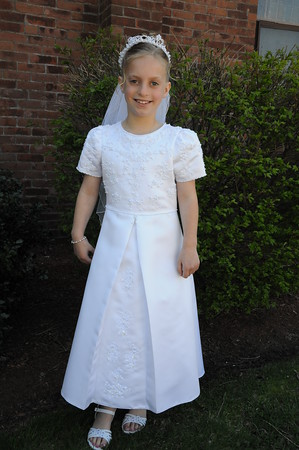 Sophie, Sam, and Lucas's First Communion 2013