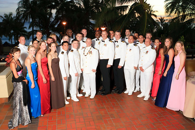 USS Chafee - Dining Out - August 27, 2010
