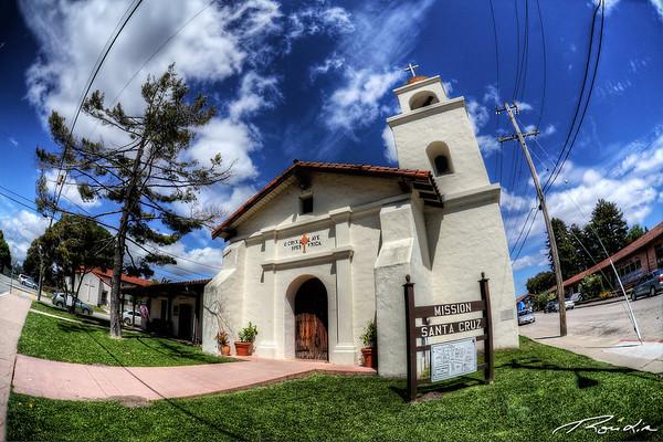 Mission Santa Cruz - Santa Cruz