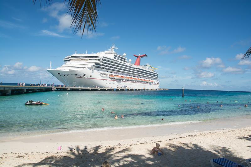 2015 Carnival Cruise Western Caribbean