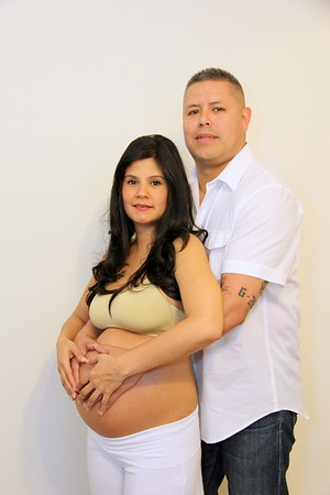 Paula's Maternity Pictures