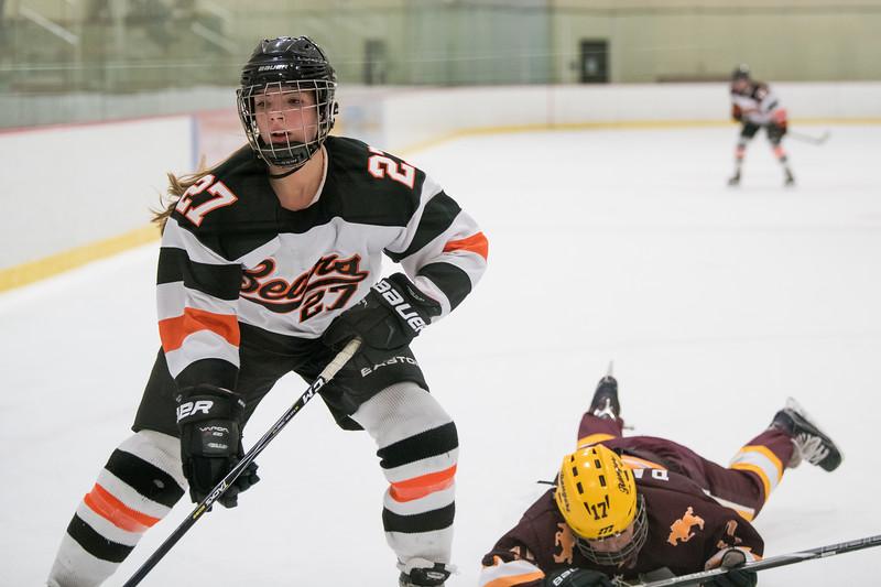 Girls JV Hockey -V- Forest Lake