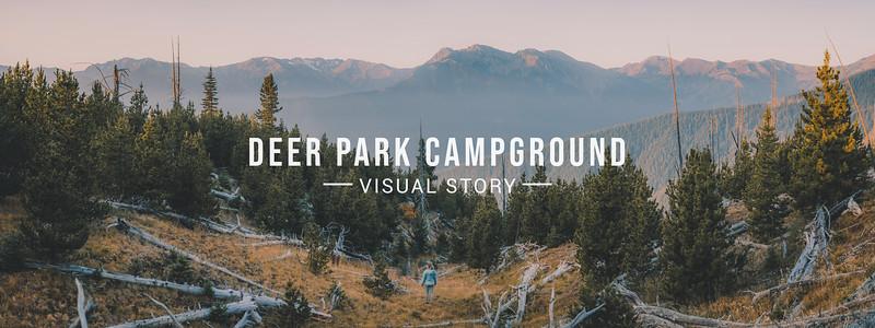 Deer Park Campground Visual Story