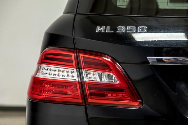 Mercedes-Benz ML350 321932