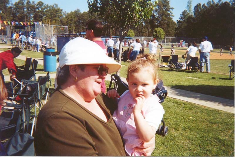 mom and faith tys first game 2002.jpg