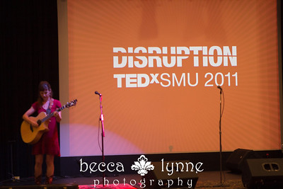october 11. 2011 ted x smu event