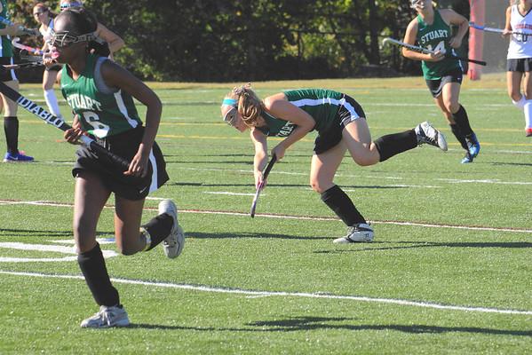 Varsity Field Hockey vs. The Pennington School September 24