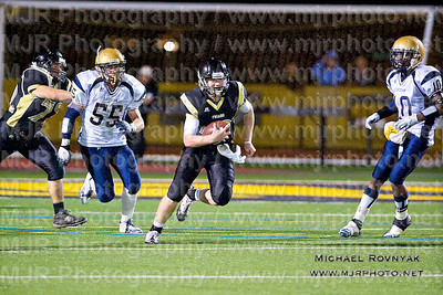 Football, HS Varsity 10, St Anthonys Vs Xaverian, 10-01-10