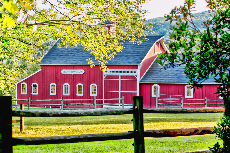 Cherry Brook Farm, Canton, Connecticut