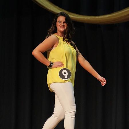 Contestant #9 - Maggie