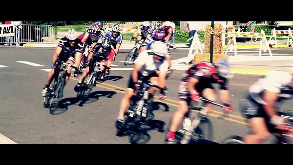 2011 Birmingham Bike Festival Criterium - Video