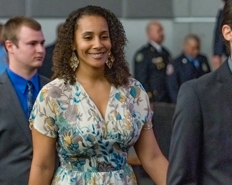 Ruthie Robinson Graduation