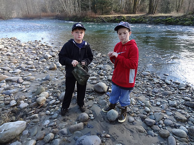Skagit River Adventures in 2014.....