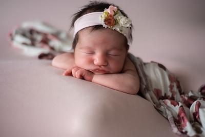 Everlee Newborn Gallery