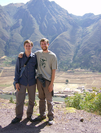 The Sacred Valley (Peru)