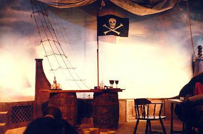 1987 - Pocket Sandwich Theatre: Captain Blood