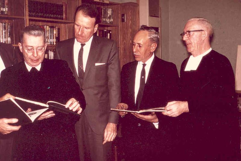 Br. Lucian, Robert Jarlath et al 1965.jpg