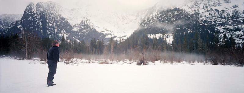 Snow Hikes
