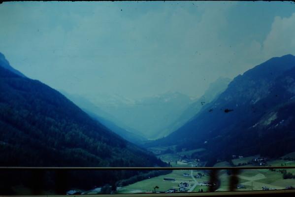 Euorpe - Summer 1978