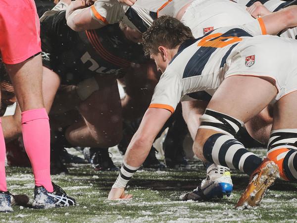 2019 / Rugby United New York X Utah Warriors