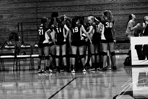 DSMS 8th Gr Volleyball Season