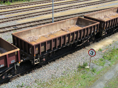 MHA 'Coalfish' - 2 Axle Low Sided Open Box Wagon
