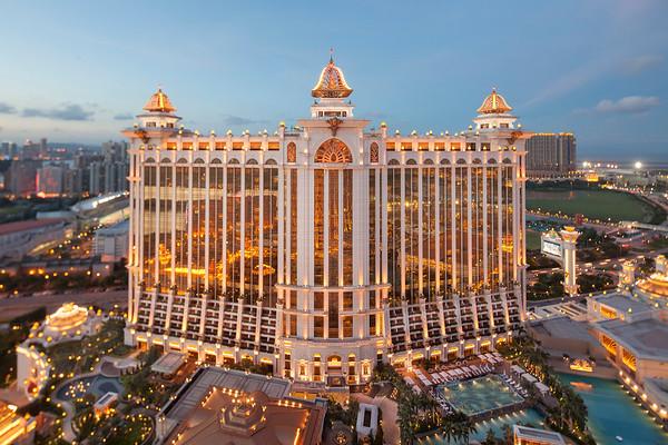 Galaxy Macau Exteriors
