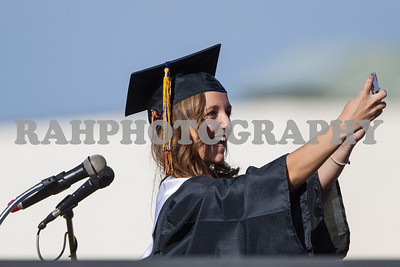 DHS Graduation Ceremony 2014